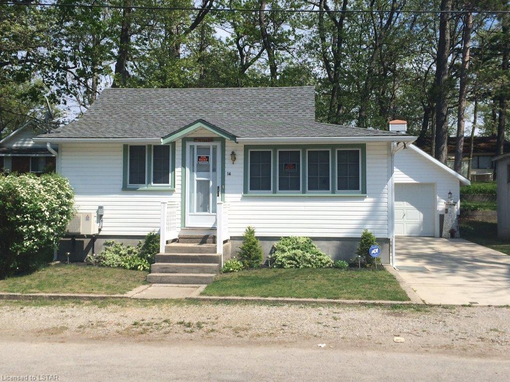 14 Woodward Avenue, Grand Bend, Ontario